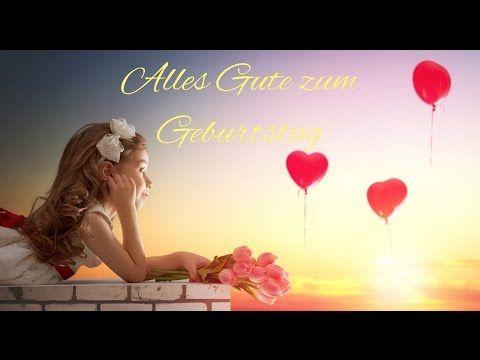 Neues schönes Geburtstagslied-❤️-Alles Gute zum Geburtstag-❤️-Geburtstagswünsche -Susann Schönfeld - YouTube