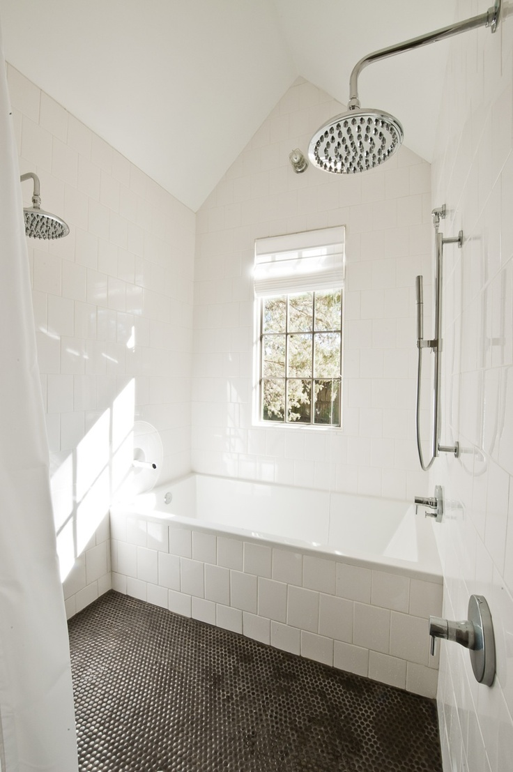 Shared bath shower wet room this modern house pinterest for Wet room or bathroom