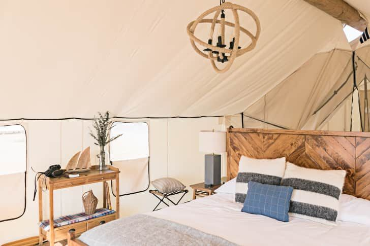 Collective Retreats Governor S Island Glamping Getaway Review Glamping Glamping Resorts Retreats