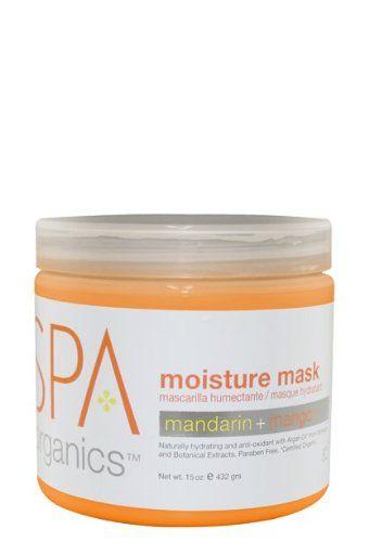 BCL SPA Moisture Masque Mandarin Mango, Small