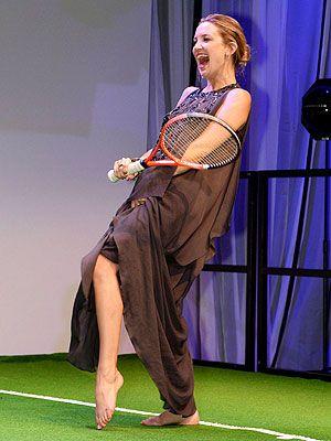 Goldie Hawn & Kate Hudson Hit the Tennis Court in Couture  Kids & Family Life, Goldie Hawn, Kate Hudson