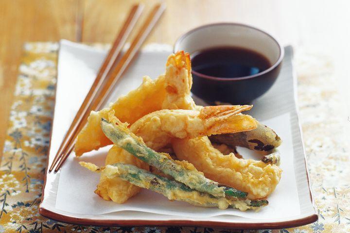 Mixed tempura