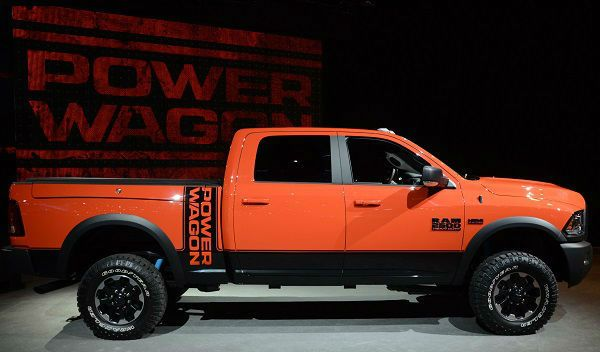 2017 RAM Power Wagon definitely falls into that latter category, and it is on appearance alone. Borrowing his gaze from the also very macho Ram 1500 Rebel, the Power Wagon rest over Ram's occupation as one of its greatest and most accomplished dishes. The 2017 Power Wagon is based on the... http://carsmag.us/2017-ram-power-wagon/