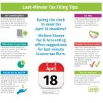MEDIA ALERT: The Tax Filing Deadline is Right Around the Corner. Have You Filed Your Taxes Yet?