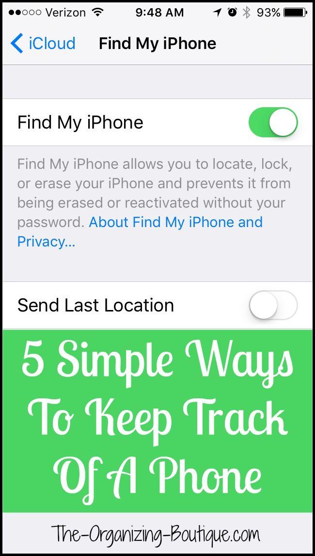how do i track my cell phone via gps