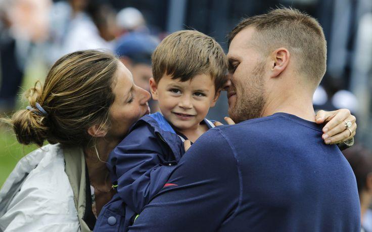 Tom Brady And Gisele Bundchen Kids