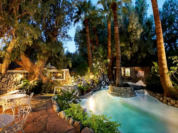 Palm Springs' Top 5 Spas : Palm Springs, California : Travel Channel