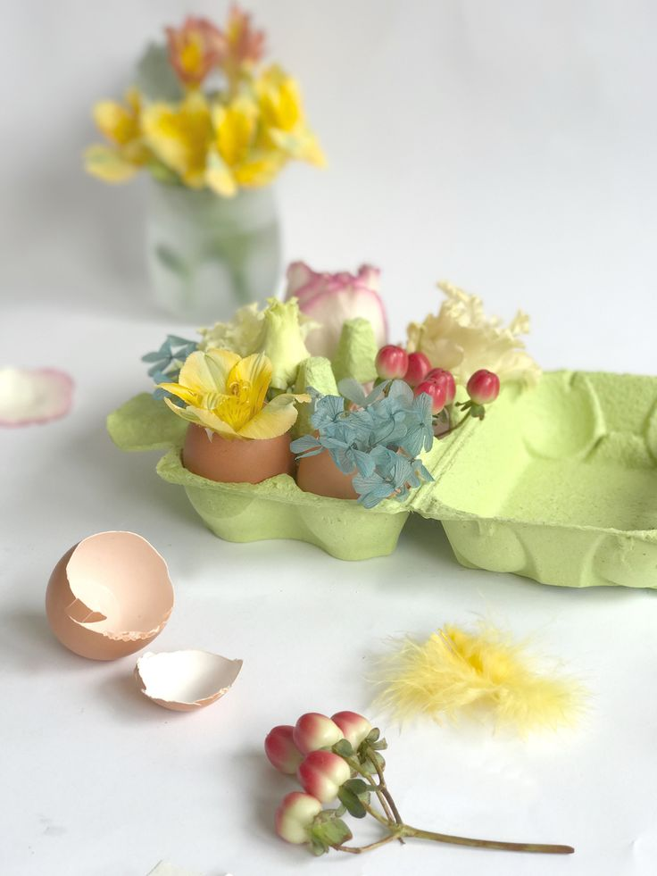 DIY cute and easy Easter decoration