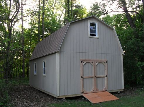 77 best images about storage shed on pinterest for Gambrel barn prices