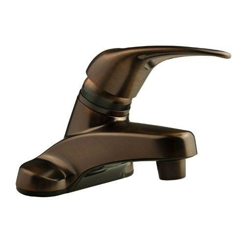 Lavatory Faucet Single Lever In/Oil Rubbed Bronze  RV Bathroom For All  Trailers