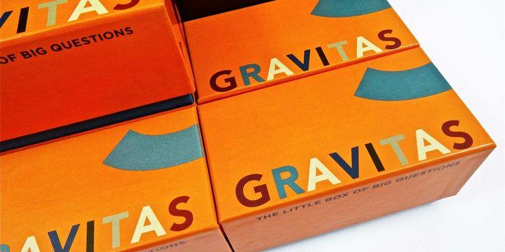 Gravitas | Hambly & Woolley