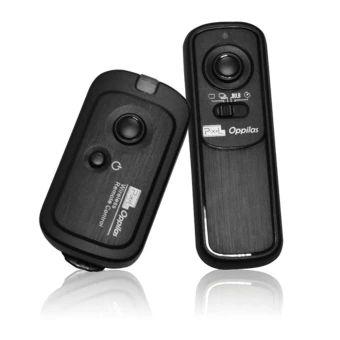 ขอแนะนำ  พิกเซล RW-221 S2 กล้องไร้สายรีโมทคอนโทรลเหมาะสำหรับ Sony a7 a7IIa7s a3000 a5100 a6000 a77II a58 NEX-3NL HX300 HX50V HX400V  ราคาเพียง  700 บาท  เท่านั้น คุณสมบัติ มีดังนี้ Opplias is a wireless shutter remote control,Transmitter onlyuses lower than 2mA under working status. Receiver only uses lowerthan 2mA under working status. Supports camera single shooting, 1S continuous shooting, BULBand delay shooting function. Using FSK2.4GHz wireless control system, the remote distancecan up…