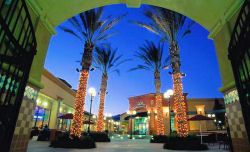 Palm Springs , Cabazon Outlet--most damage done in one place... shopping that is!