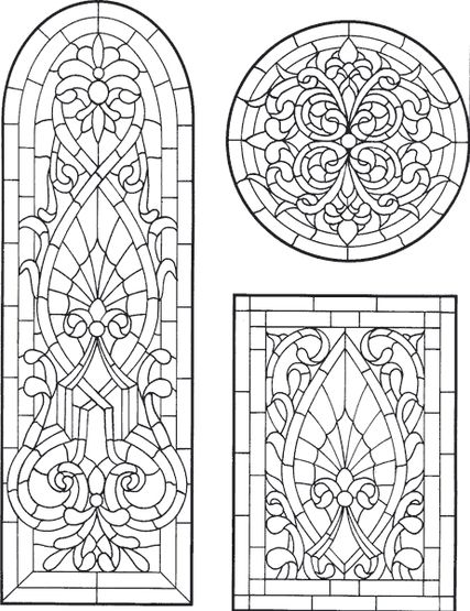 2213 best Stained Glass Examples images on Pinterest