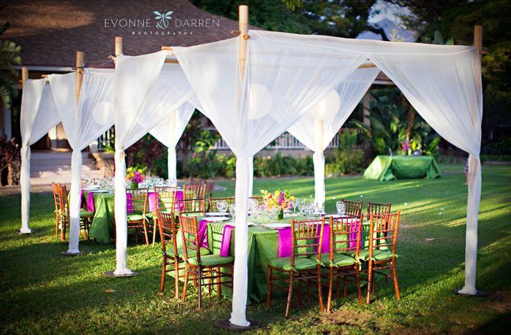 Chá no Jardim {Casamentos e Inspirações}: Casamento ao Ar Livre ...