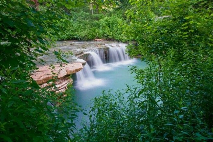 If you are ever in West Virginia, consider visiting one of these fifteen beautiful waterfalls.