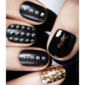 Рок на века коллекция макияжа Pretty Metall от Yves Saint Laurent