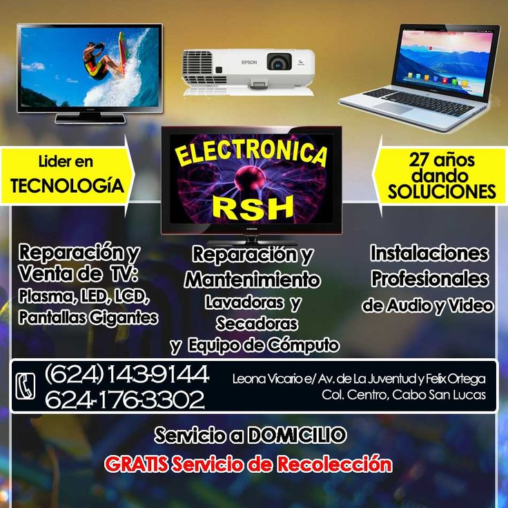 Electronica RSH