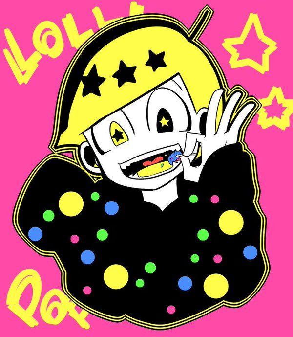 Osomatsu-san- Jyushimatsu #Anime「♡」Neon Candy