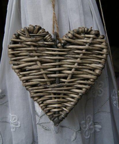 Coeur joli tressage heart