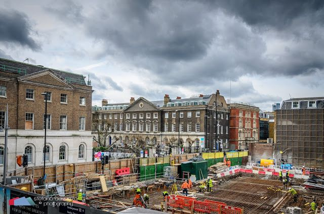 Stefanodav's Shot-Blog: Work in progress... #london #londra