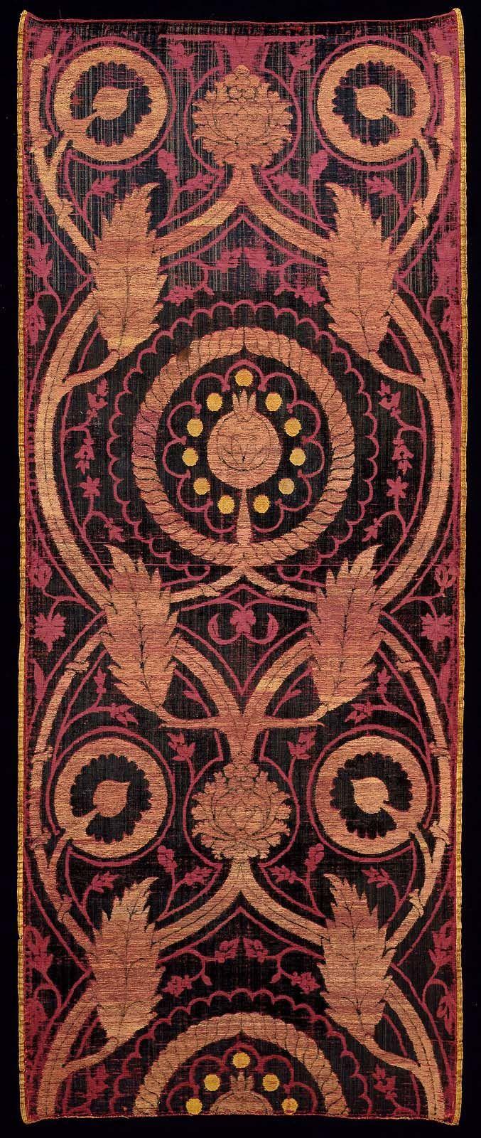 length of velvet | Museum of Fine Arts, Boston