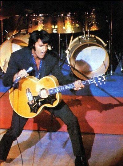 Elvis....Las Vegas 1970...International Hotel