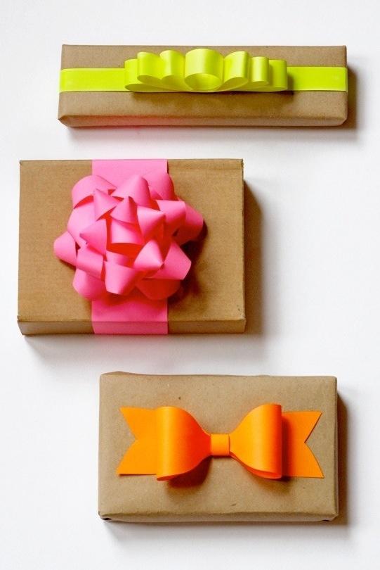 #TuFiestaTips Ya viene el 10 de mayo y te proponemos una opción muy original para envolver tus regalos!