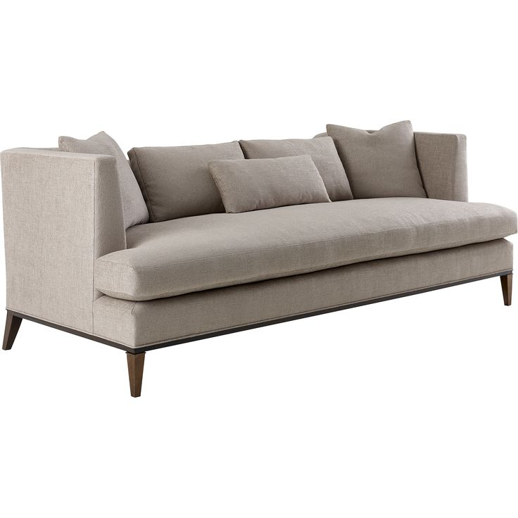 Presidio sofa barbara barry collection baker furniture for Affordable furniture in baker