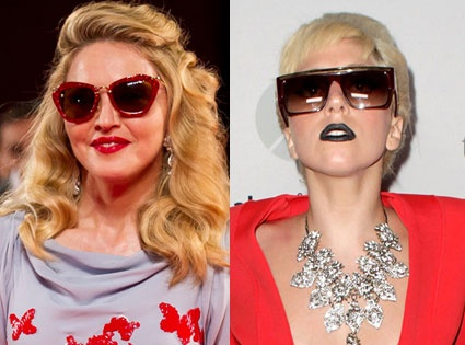 """Madonna Now Loves Lady Gaga, Says They'll Share Stage """"Very Soon"""""""