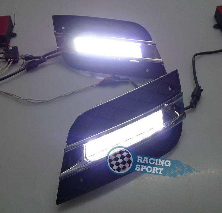 17 best ideas about mercedes benz ml 320 m benz headlight led daytime running light drl fog lamp for mercedes benz ml class w164 ml280