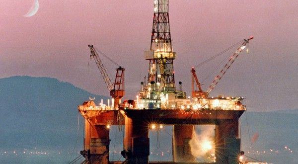 Crude oil futures fall on fears of military action in Syria