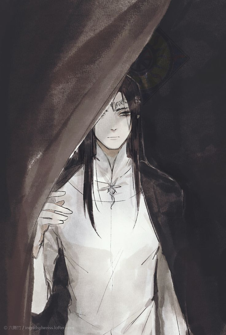 Fëanor - Fire casts shadows