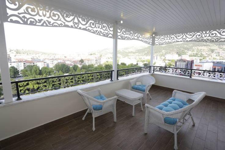 vAvien İç Mimarlık - Housing: modern tarz Balkon, Veranda & Teras
