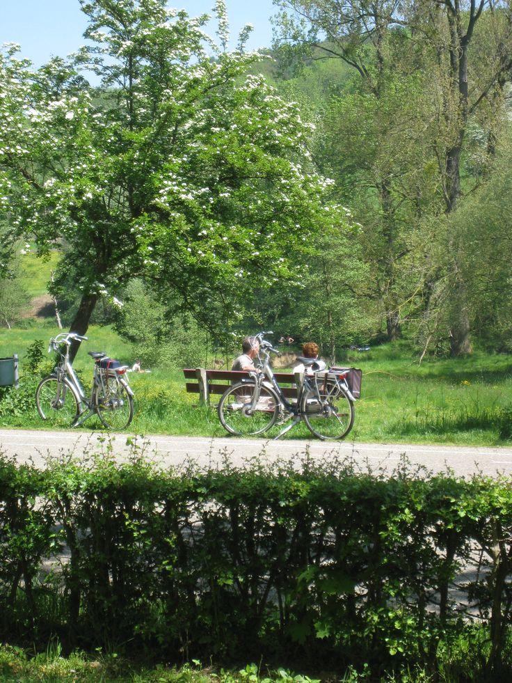 Gulpen-Wittem, Zuid-Limburg.