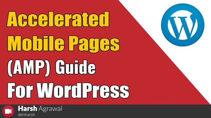 AMP (Accelerated mobile pages) is getting important day by day & in this Video tutorial you will learn how to setup AMP for your WordPress blog.  Recommended plugins:  1) http://ift.tt/1OwahNQ 2) http://ift.tt/29dzxIt  You will also learn:  How to setup AdSense on AMP pages How to Add Google Analytics to AMP Pages  If you enjoyed this video and would like to receive more similar content join me at:  Website: http://ift.tt/qP3Rbb Facebook http://ift.tt/1cdCRDJ Twitter: http://ift.tt/RoiV4Z