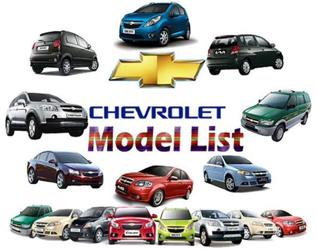 See Latest Chevy Car Models List More At Westside Chevrolet