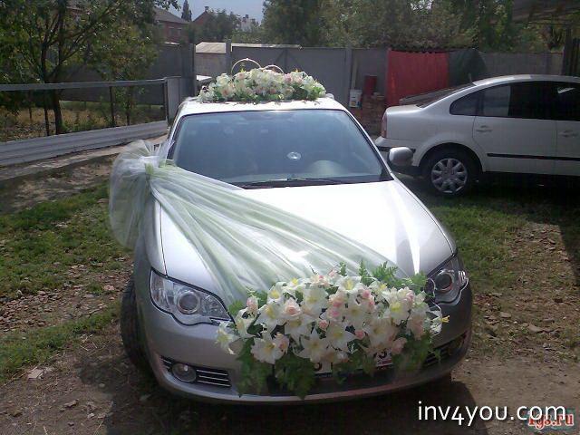 Украсить машину на свадьбу: фото? | Украшения автомобиля ...