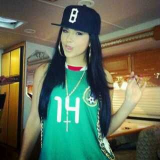 This girl has serious style - Becky G | Tumblr