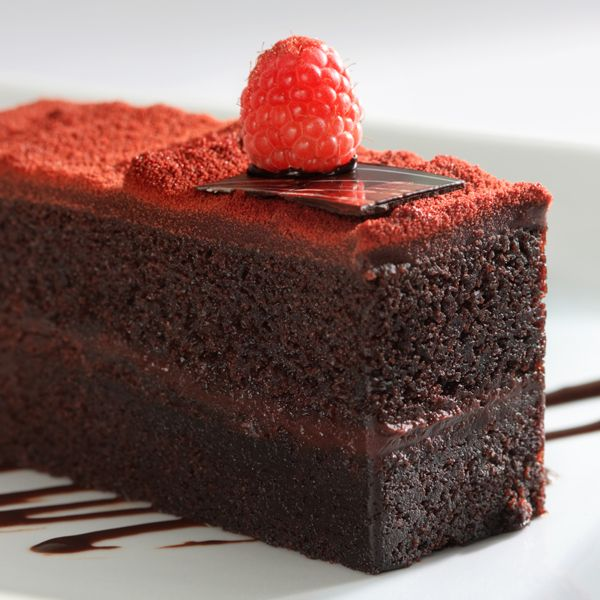 A Delicious Chocolate cake recipe, with sweet raspberry filling.. Chocolate Raspberry Cake Recipe from Grandmothers Kitchen.