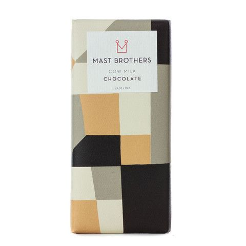 Mast Brothers Cow Milk Chocolate Bar