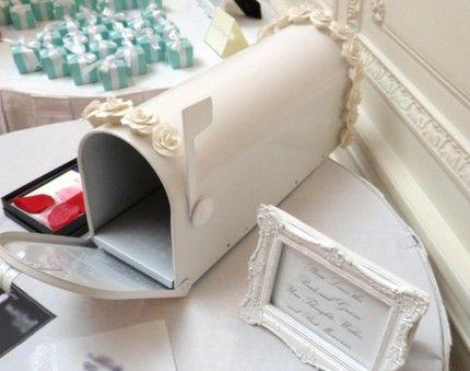 les 28 meilleures images propos de boite au lettre d co sur pinterest mariage theme valise. Black Bedroom Furniture Sets. Home Design Ideas