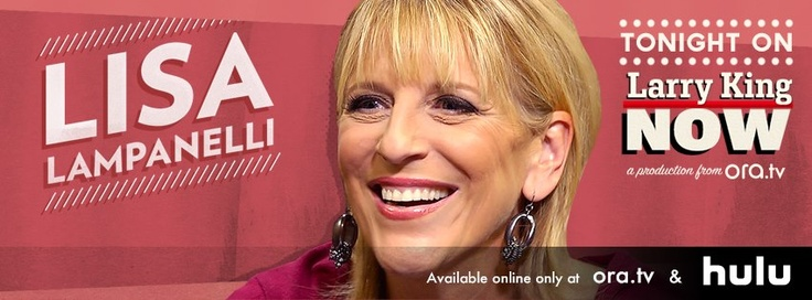 """Self-proclaimed """"Queen of Mean"""" Lisa Lampanelli shows her ..."""