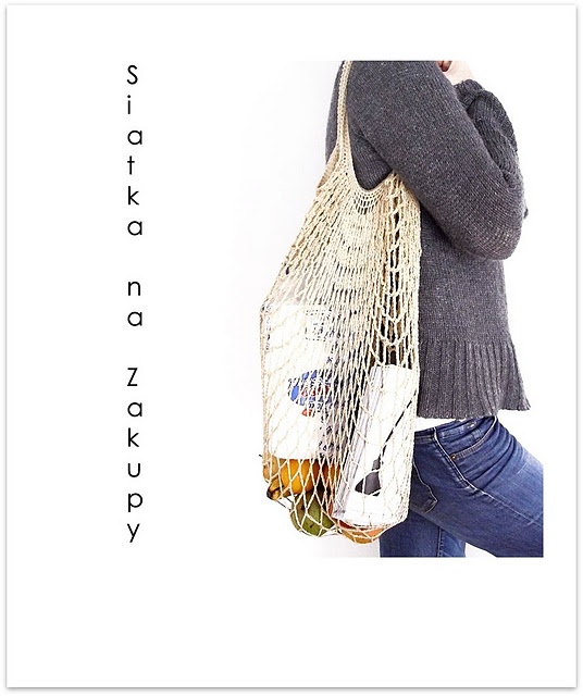 market crochet bag free pattern