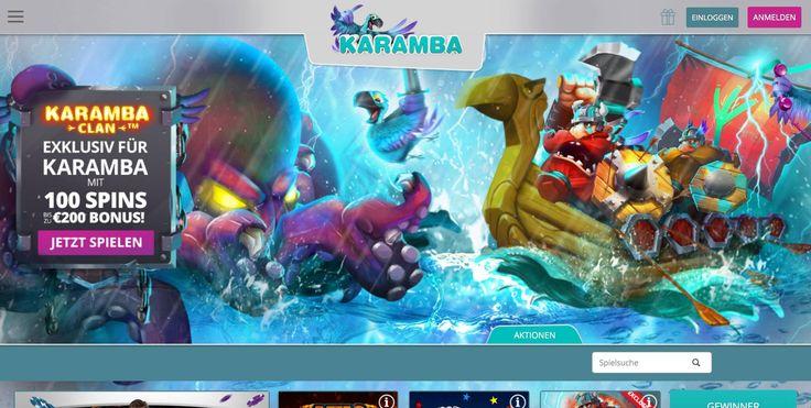 Karamba 60 Freispiele