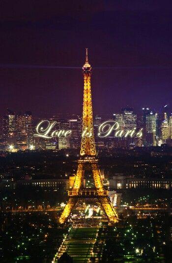 Loves is Paris♡