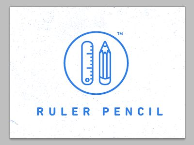 Ruler-pencil-logo
