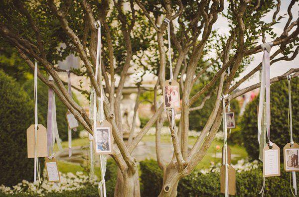 Ideas originales para decorar el banquete de boda