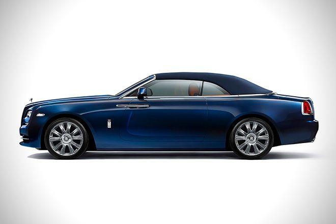 2016 Rolls Royce Dawn Convertible