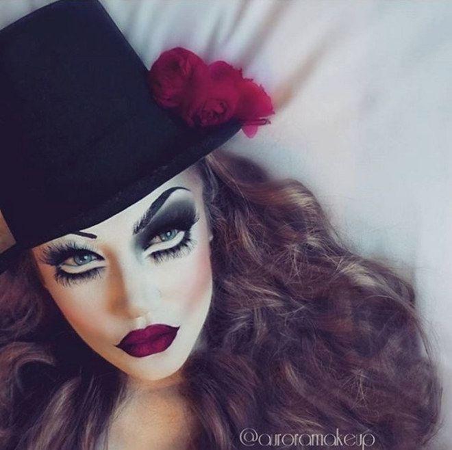 Maquiagem de Halloween: as melhores sugestões em 25 fotos